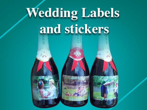 Labels and Stickers